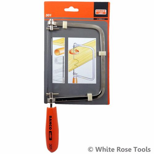 sierra caladora manual girable 360º  6 1/2'' bahco 301