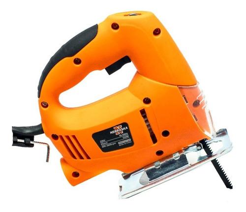 sierra caladora nebraska nemeca07550 550w 65mm