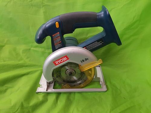 sierra caladora ryobi 18 volts 5- 1/2  envío gratis