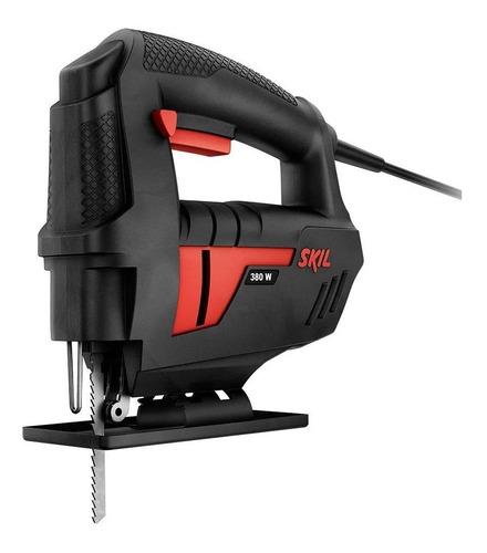 sierra caladora skil 4380 380w con 1 sierra para madera