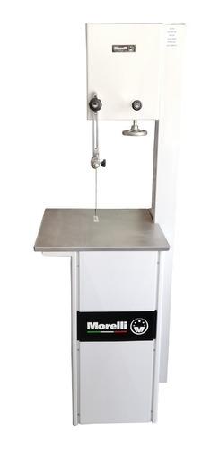 sierra carnicera carnicería morelli mediana monofasica 1 hp