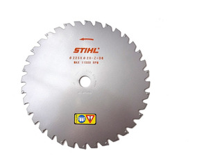 Cuchilla sierra circular hoja 80 Z para still-guadañas entre otros,//taladro 20mm