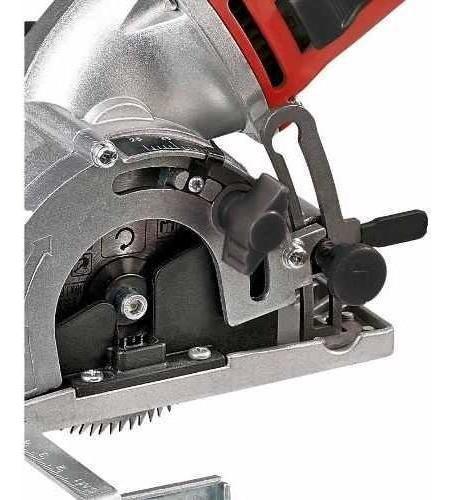 sierra circular 450w mini c/accesorios. einhell envío gratis
