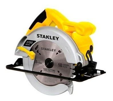 sierra circular 7 1/4 profesional 1700w 5500rpm stanley stsc