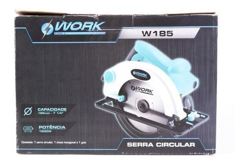 sierra circular 7.1/4 1200w worktools