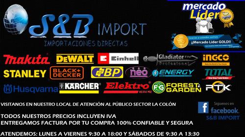 sierra circular black& decker 7 1/4 nuevo 1500w