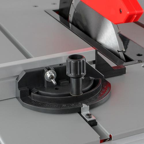 sierra circular de mesa 1800 w 250 mm omaha sm-255 + disco