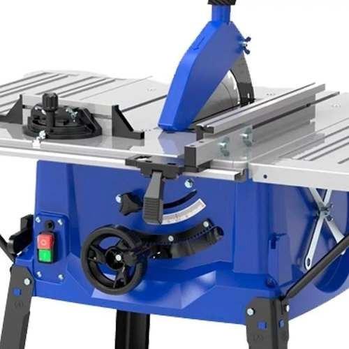 sierra circular de mesa banco 1800w kld sm250b 250 mm soundg
