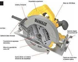 sierra circular dewalt  dwe575 b3 nuevo en efectivo