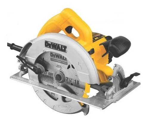 sierra circular dewalt original dwe575 b3 7-1/4