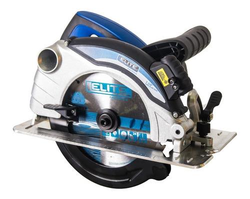 sierra circular elite 7.1/4. motor de 1800 watts. 5000 rpm
