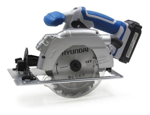 sierra circular hyundai inalambrica hyccs20 165mm 20v - full