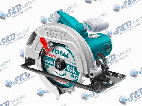 sierra circular industrial total 71/4 1400w