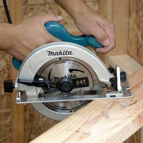 sierra circular makita 71/4 185mm 1050w 4700rpm 5740nb disco