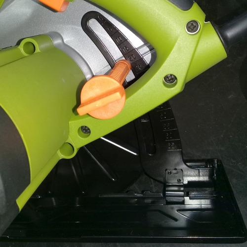 sierra circular philco 1200w 185mm (7- 1/4) - [no se envía]