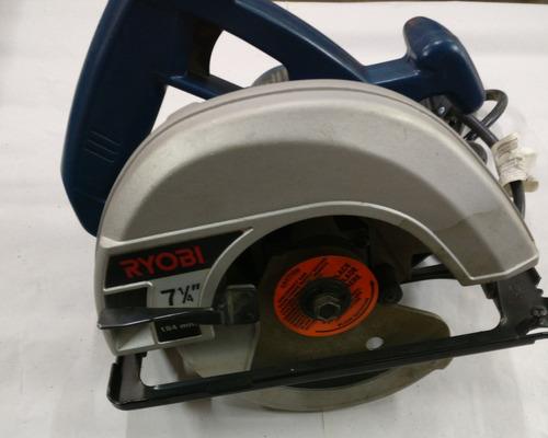 sierra circular ryobi w660