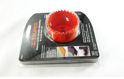 sierra copa bimetalico 2 truper [75267]
