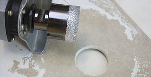 sierra copa diamantada porcelanato ceramica marmol 35 mm para amoladora angular