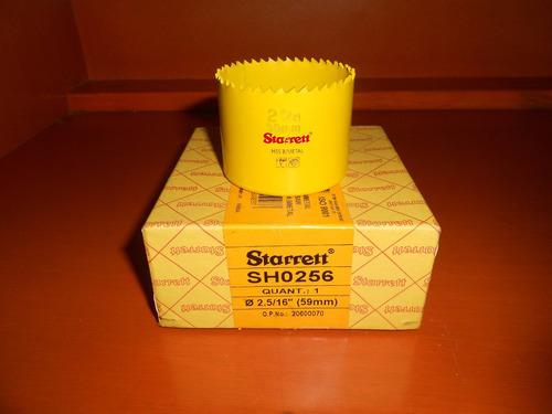 sierra copa starrett  sho256 medida 2,5/16/59mm (047)