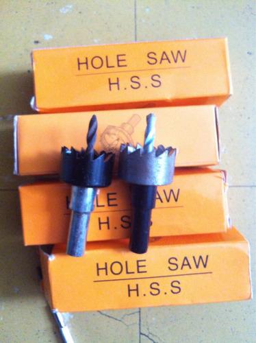 sierra copas para usar para metal platico madera draibol21mm