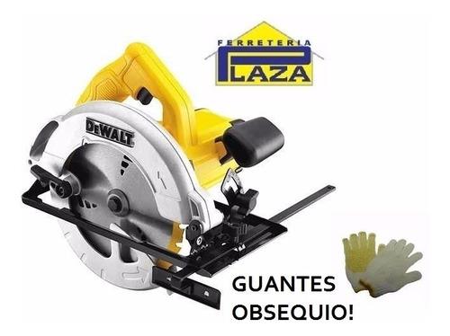 sierra cortadora circular dewalt 1400w 7¼ dwe560 plaza verdi