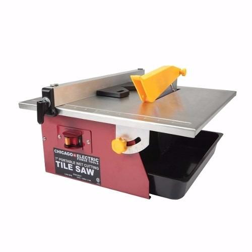 sierra cortadora para pisos de 7 pulgadas 100% americana