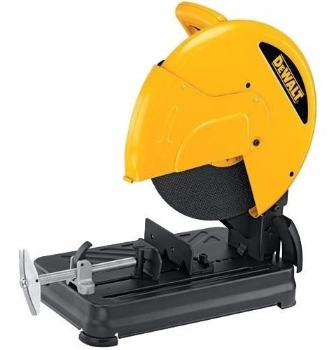 sierra cortadora sensitiva 2200w 3hp disco 14 dewalt d28720