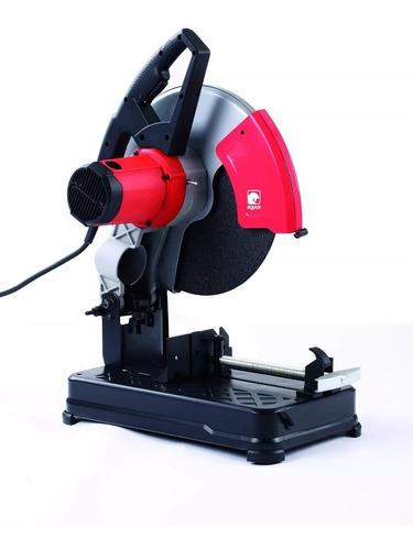 sierra cortadora sensitiva equus disco 355mm uso profesional