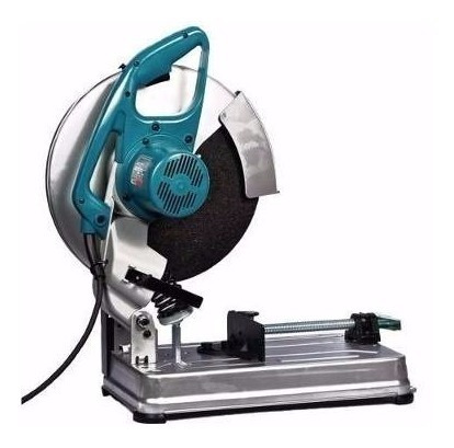 sierra cortadora sensitiva makita 2414nb + 5 discos