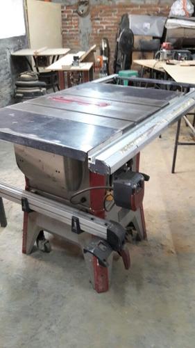sierra de banco craftsman contractor