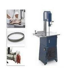 sierra de carnicería, industrial, para cortar hueso y carne.