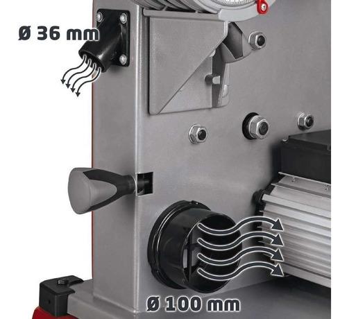 sierra de cinta einhell alemana 550w 3/4hp rt sb 305u