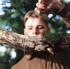 sierra de comando supervivencia camping caza pesca
