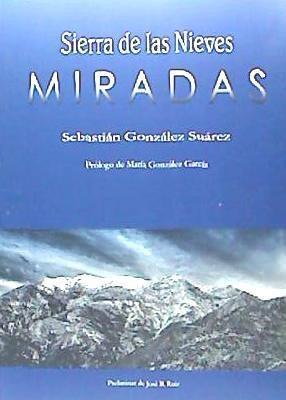 sierra de las nieves(libro monta¿ismo, senderismo, espeleolo