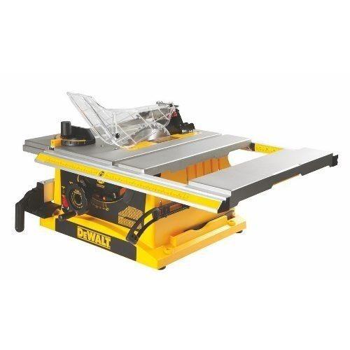 sierra de mesa 10  1800 watts dwe7470-b2c dewalt