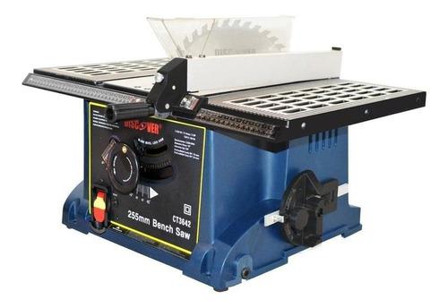 sierra de mesa discover 45 grados 2.5 hp 10 ct3642