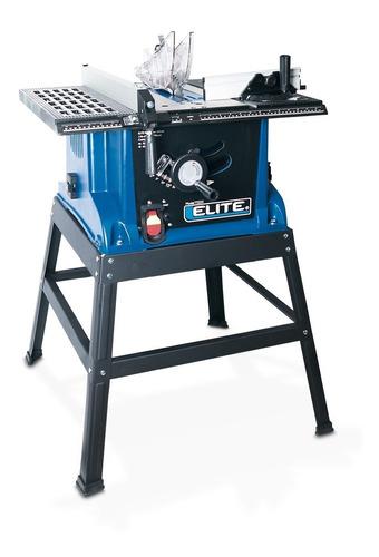 sierra de mesa elite de 10'' potencia 1.600 watts
