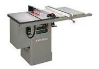 sierra de mesa industrial 10 jet - performax