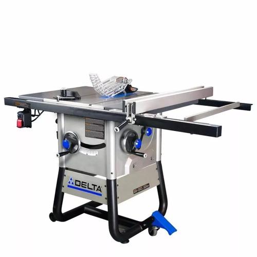 sierra de mesa industrial 10 pulgadas delta