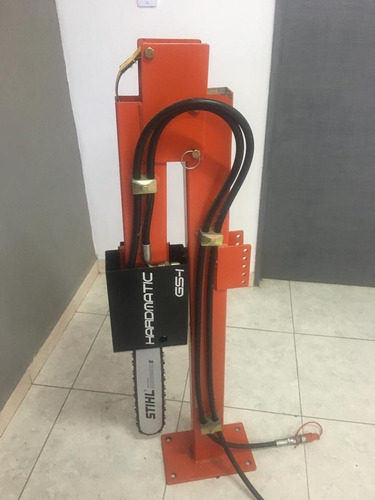 sierra hidráulica para hidrogruas