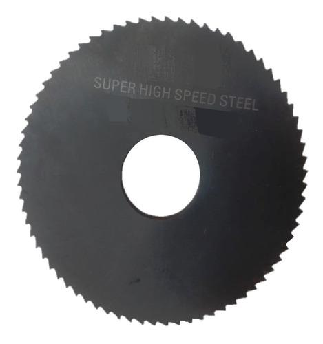 sierra hss circular  25x0.8 mm x 1/4 pulg x 98 dientes