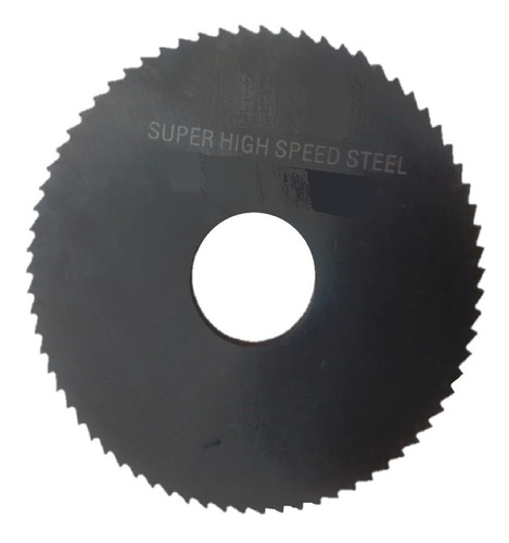 sierra hss circular  25x1.2 mm x 1/4 pulg x 98 dientes