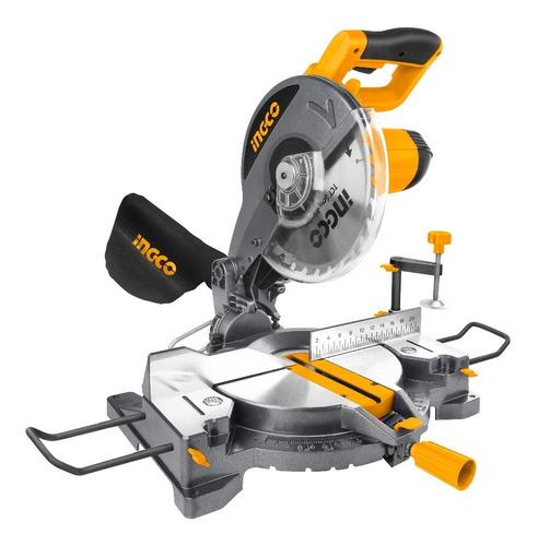sierra ingletadora 10  (255mm) ingco bms18001 1800w 5500 rpm
