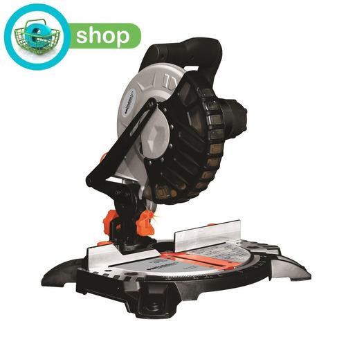 sierra ingletadora gladiator pro si708/1 con laser 1550w 8