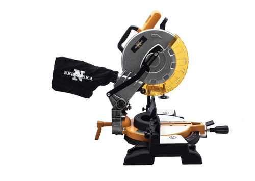 sierra ingletadora nebraska nemei102200 2200w 255mm 5000rpm