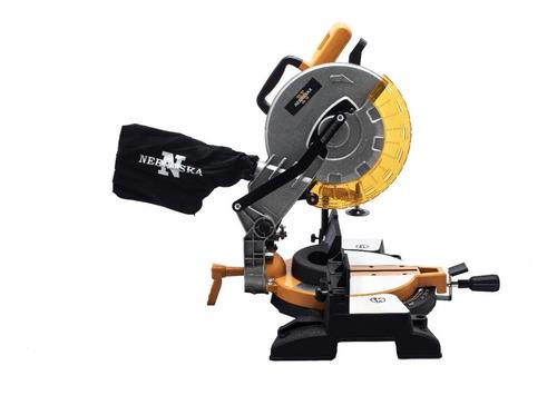 sierra ingletadora nebraska nemei102200 2200w 255mm cuotas