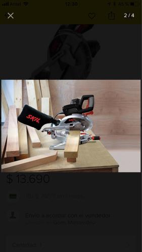 sierra ingletadora skill 3310