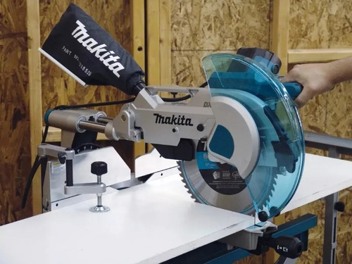 sierra ingletadora telescopica makita 305mm  12 pulgadas