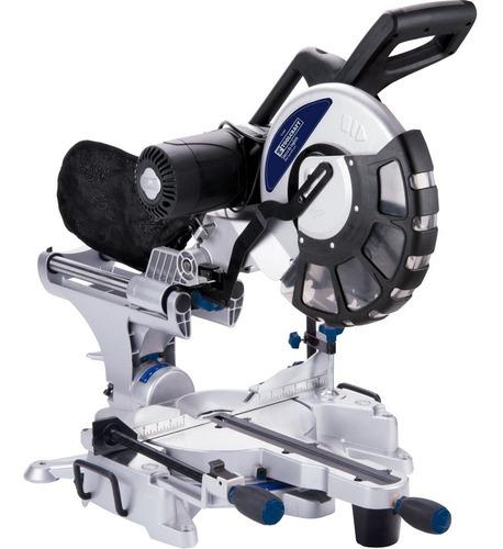 sierra inglete compuesta 12 toolcraft tc4487