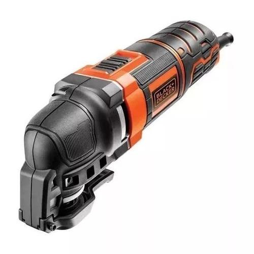 sierra oscilante 300w accesorios black & decker mt300k